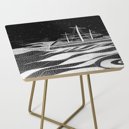 Sailing With The Stars Side Table
