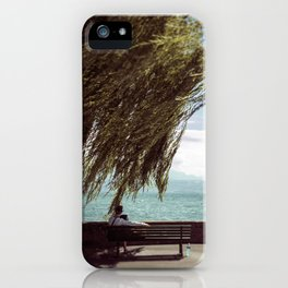 FALL IN LOVE WITH LAKE GENEVA iPhone Case