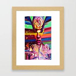 NO REMORSE Framed Art Print