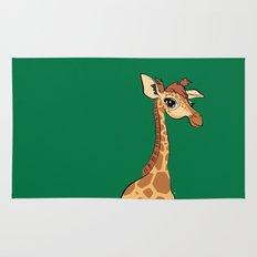 You're Having A Giraffe! Rug