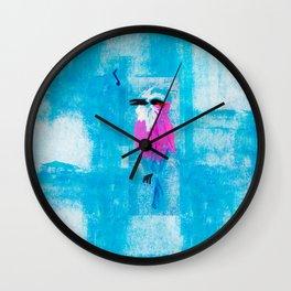 Whistling Bird Wall Clock