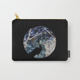 Peacock World Carry-All Pouch