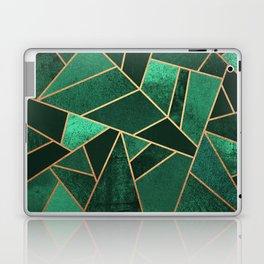 Emerald and Copper Laptop & iPad Skin