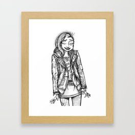 Roth-Laughter Framed Art Print