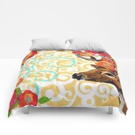 Flora & Fauna Comforters