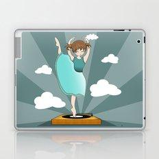 dance! dance! dance!!! Laptop & iPad Skin