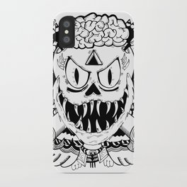Need more brains! iPhone Case