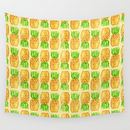 Sweet Pineapples  Wall Tapestry
