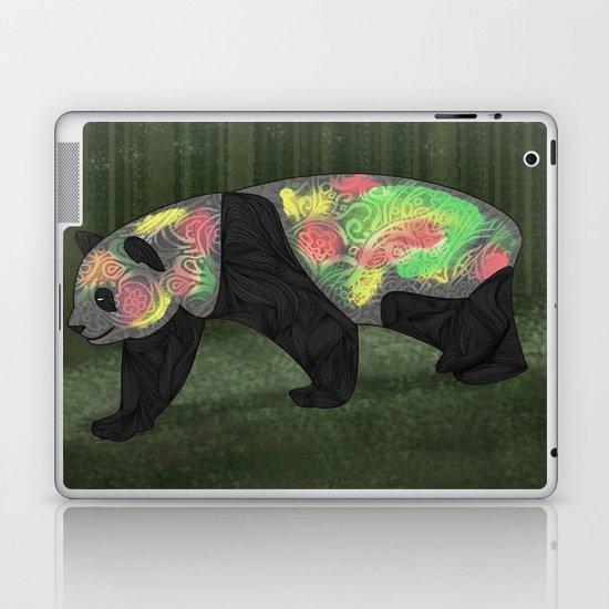 Panda Night Laptop & iPad Skin