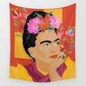 Frida - a colorful mind by anyeva
