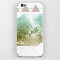 M.M. Collage iPhone & iPod Skin