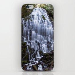 Ramona Falls iPhone Skin