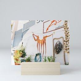 Hanging Out Mini Art Print