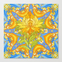 Apex Canvas Print