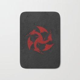 Dragon Banner Bath Mat