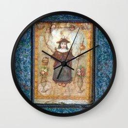 El Santo Nino De Atocha Wall Clock