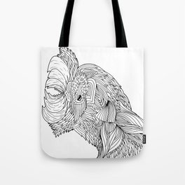 Jacked Chicken Tote Bag