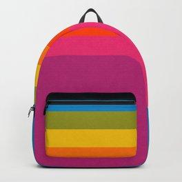 Retro Camera Backpack