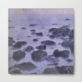 The sleep of stone islands Metal Print