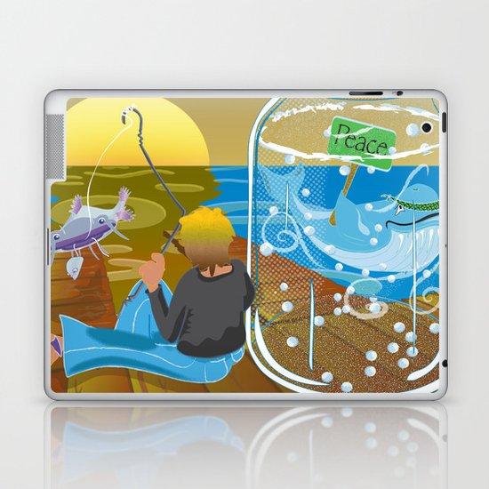 Fish Tales Laptop & iPad Skin