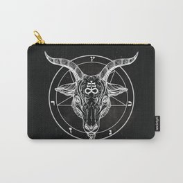 satanic goat Carry-All Pouch