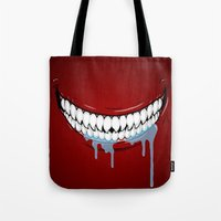 technology Tote Bags featuring Hungry Technology by R-evolution GFX