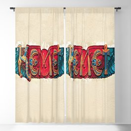 Kemet 1 Blackout Curtain