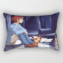 Nausicaa Rectangular Pillow