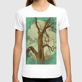 Spirit of the Wind; Green. T-shirt