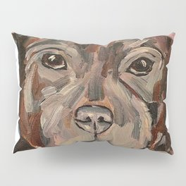 Sallie the dog Pillow Sham