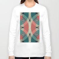 mermaids Long Sleeve T-shirts featuring Mermaids by La Señora