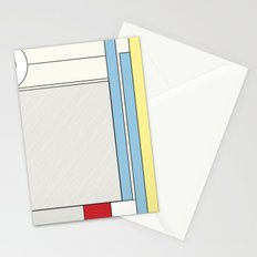 from chaos to order Stationery Cards
