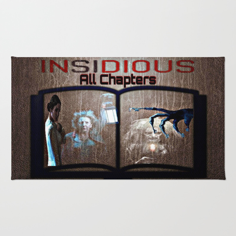 All Chapter Of Insidious Rug by Sermani RUG8415199