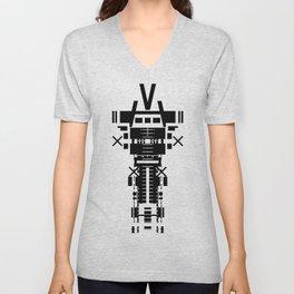 DOT Vesl Collective ESP Unisex V-Neck