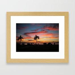 Philippine Susnet III Framed Art Print