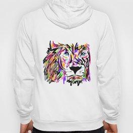Leo Lion Lines Hoody