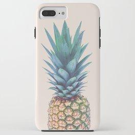Pineapple, Fruit, Tropical, Summer, Food, Foodie, Sweet, Neutral, Botanical, Pineapple Lover iPhone Case
