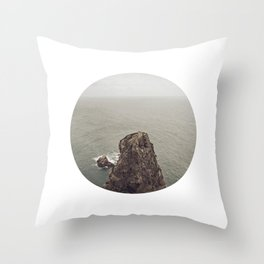 Cabo da Roca Throw Pillow