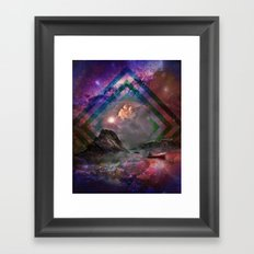 Set adrift... Framed Art Print