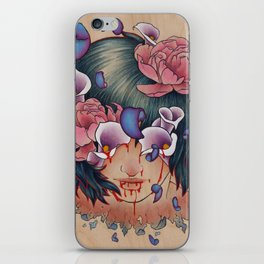 Stains iPhone Skin