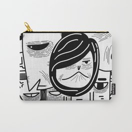 The Odd Bunch Carry-All Pouch