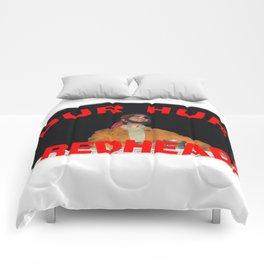 Dur Hur Redhead! Comforters