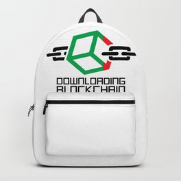 Downloading Blockchain Backpack