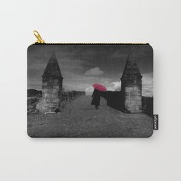 Walking on Old Stirling Bridge Carry-All Pouch