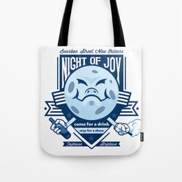 Night of Joy Tote Bag