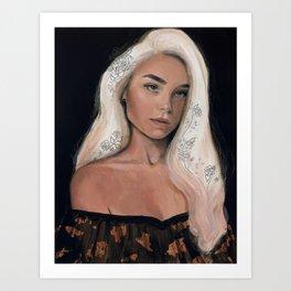 Melody Art Print