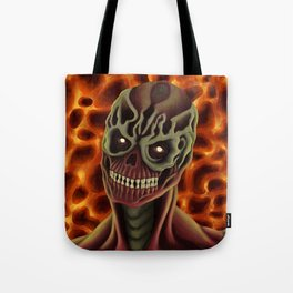 Arch-vile from DOOM Tote Bag