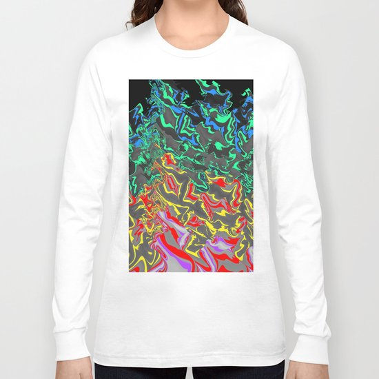 always ask yourself first Long Sleeve T-shirt