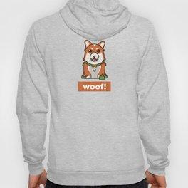 Cute Pembroke Cardigan Welsh Corgi Pet Dog Lover Hoody