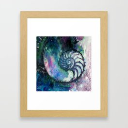 Nature Music No.1D by Kathy Morton Stanion Framed Art Print